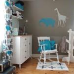 renkli cocuk odasi dekorasyonlari