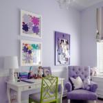 renkli kiz odasi dekorasyonu