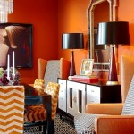 renkli oda dekorasyonu
