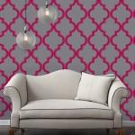 ruby dekoratif duvar kagidi modelleri