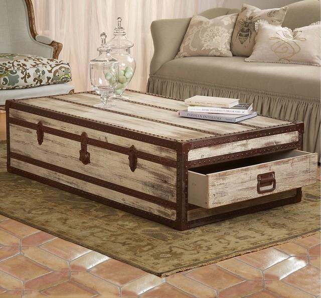 valiz modeli dekoratif sehpa
