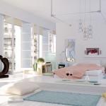 yatak odasi dekorasyon modeli