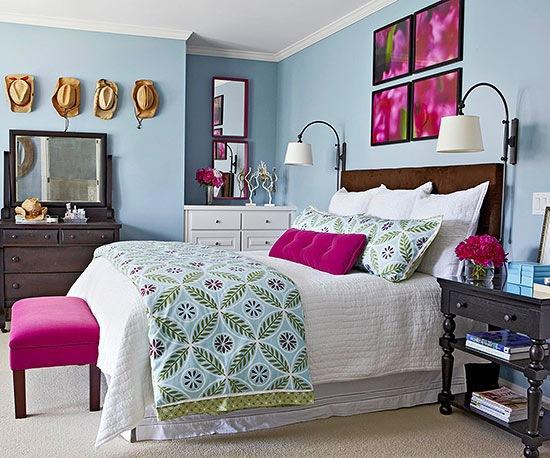yatak odasi dekorasyonu renk onerileri