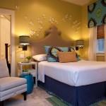 yatak odasi yaz dekorasyonlari