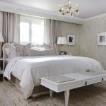 yaz dekorlu yatak odalari