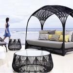 yeni trend bahce mobilyalari