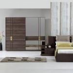etkileyici modern yatak odasi