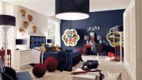 Yeni Trend Genç Erkek Odası Dekorasyonları