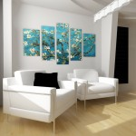 yeni trend dekoratif tablolar