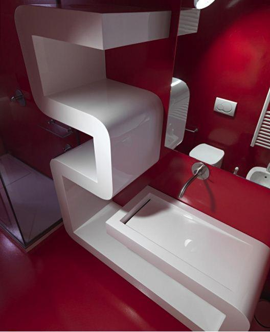Banyo dolabı modelleri 2016