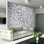duvar kağıdı dekorasyonu