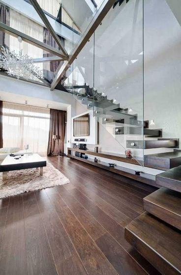 2016 Ev İçi Ahşap Merdiven Modelleri