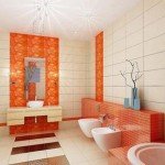 Turuncu Banyo Örnekleri