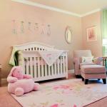 2016 En Şirin Bebek Odası Tasarımları ve Halı fikirleri