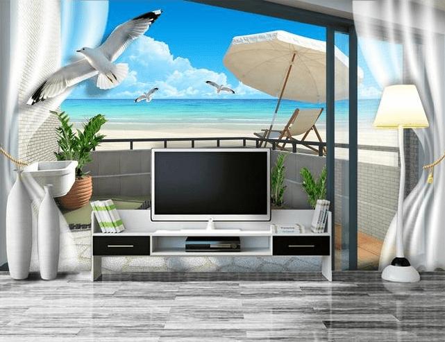 3D Duvar Kağıdı Tasarımları 2017