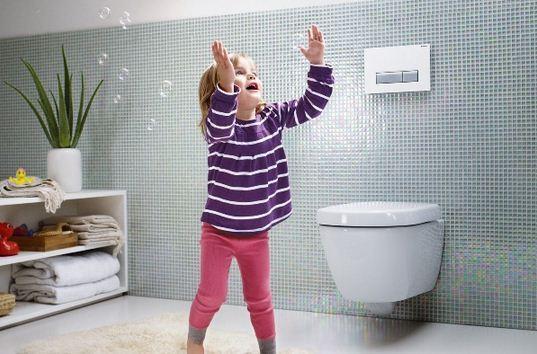 Banyo Tesisatında atık su boruları ve ek parçalarının kullanılmaması