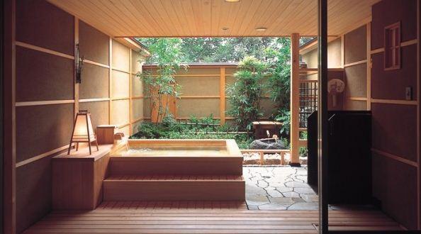 Banyoda Japon Tarzı Nasıl Yaratılır?