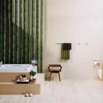Zen Japon Stili Banyo Dekorasyonu