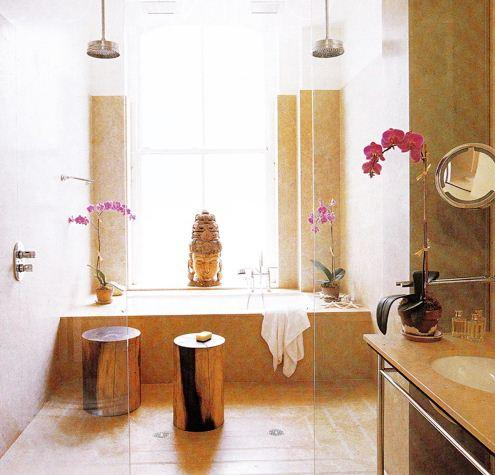 Japon Banyo Tasarımları