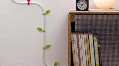 Dekoratif Kablo Gizleme Yöntemleri