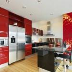 Mutfak da Duvar Kağıdı Modelleri