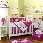 Örnek Bebek Odası Tasarımları 2016