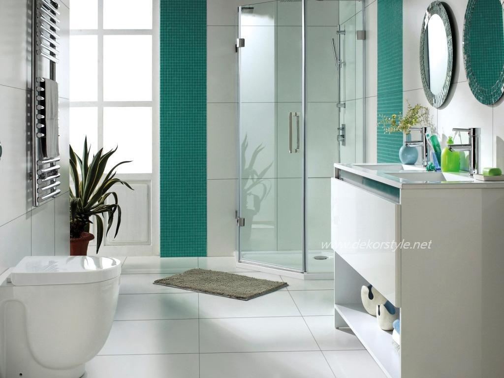 2016 banyo dekorasyon rnekleri dekorstyle - Banyo dekorasyon ...