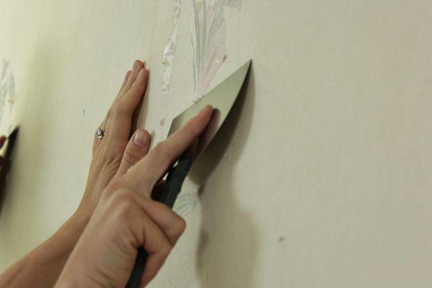 Duvar Kağıdının Sökülmesi