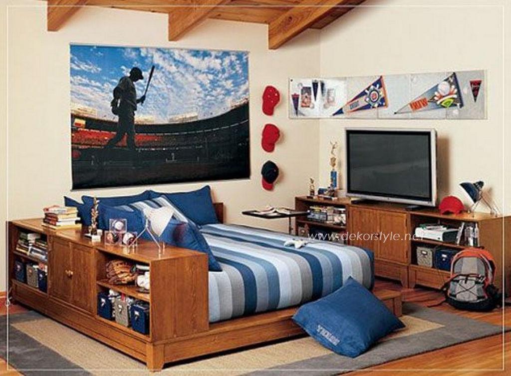 Genç Erkek Odası Dekorasyonu İçin İpuçları