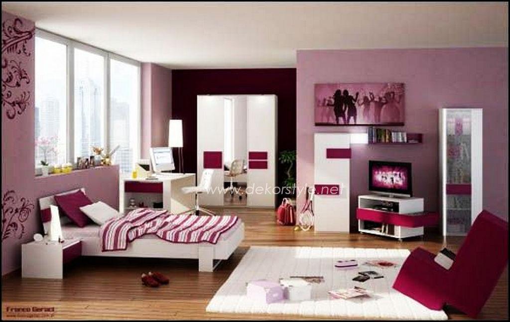 Genç Kız Odası Dekorasyon Önerileri