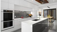 Modern Mutfak Tavan Tasarımları 2016