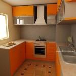 Küçük Mutfak Dekorasyon Modelleri