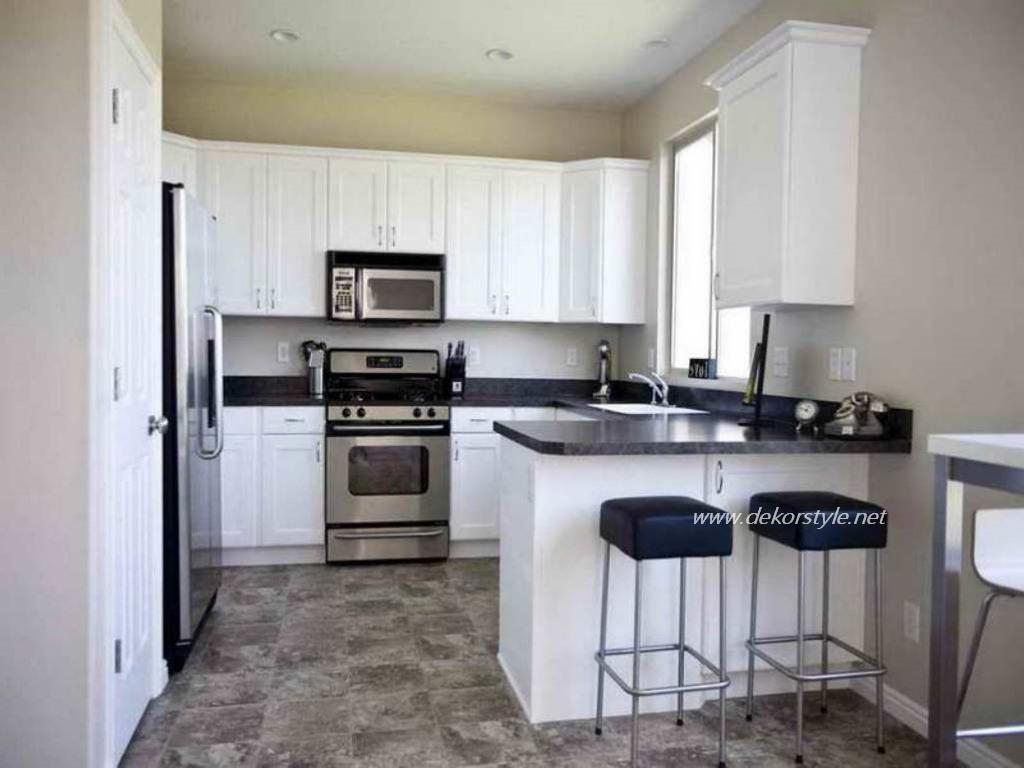 Küçük Mutfaklar Nasıl Dekore Edilir?