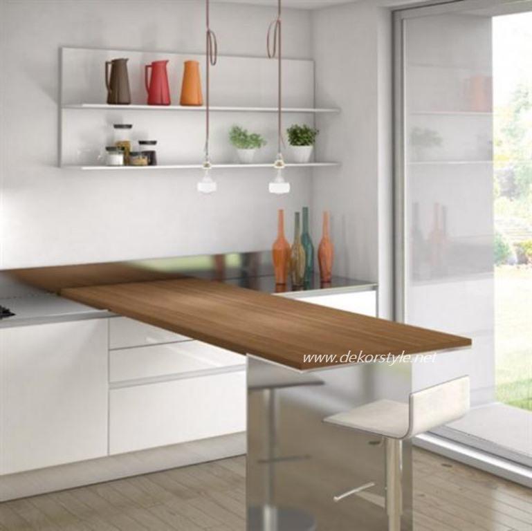Küçük Mutfaklar Nasıl Genişletilebilir?