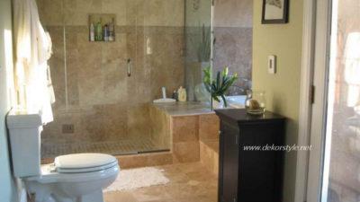 Küçük Tuvaletler için Dekorasyon Fikirleri