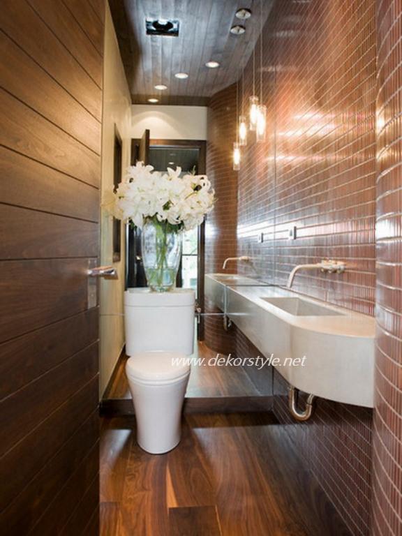 Tuvalet Dekorasyonu 2016