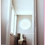 2016 Beyaz Renkli Duvar Aynaları