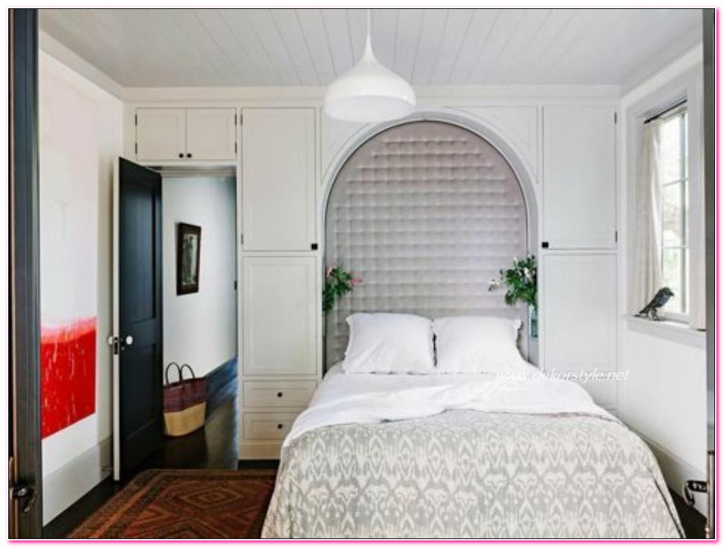 2016 Küçük Yatak Odaları için Dekorasyon Fikirleri