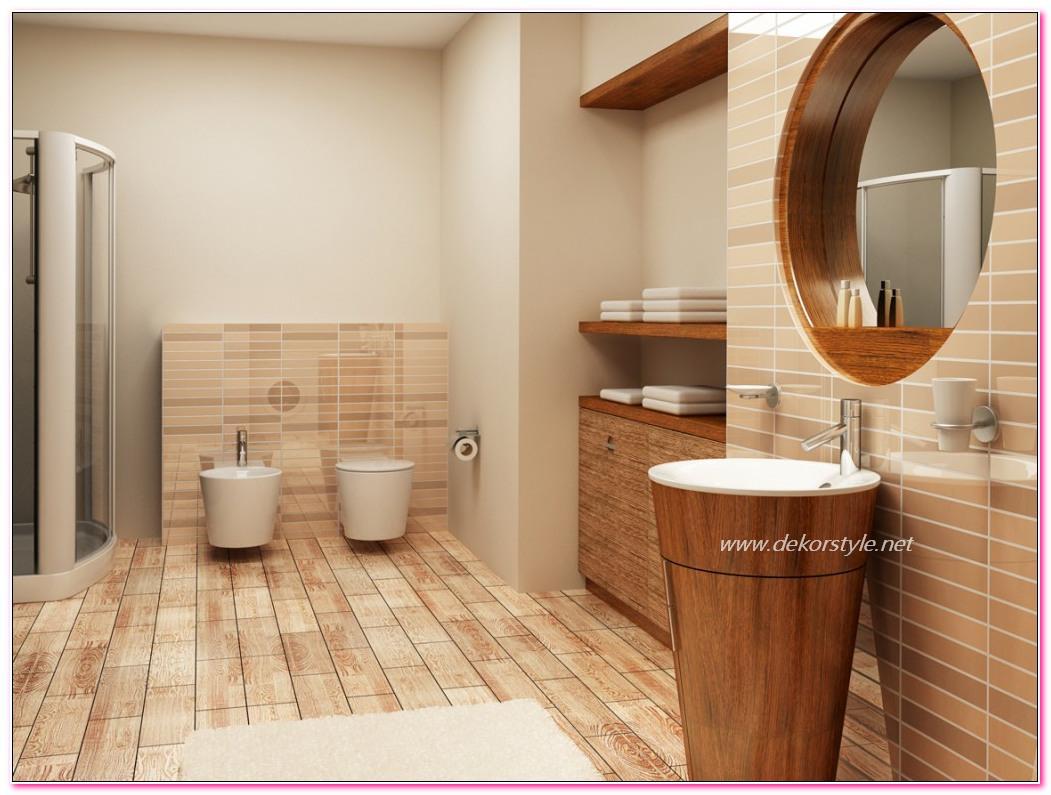 Banyo dekorasyonu için farklı öneriler