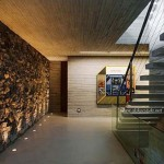 2016 Patlatma Taş Duvar Dekorasyon Fikirleri
