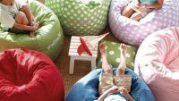 50 Adet 2016 Çocuk Odası Puf Koltuk Modelleri