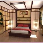 2016 japon tarzı yatak odası takımları
