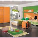 40 Renkli Modern Çocuk Odası Dekorasyon Fikirleri