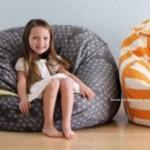 57 Adet 2017 Çocuk Puf Koltuk Modelleri