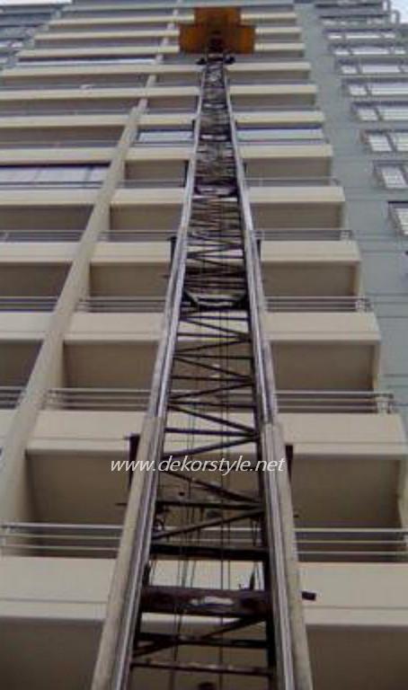 Kış Aylarında Ev Taşımak için Asansör Sistemi Kullanımı