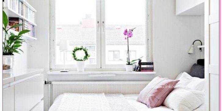 Küçük Yatak Odaları için 5 Değerli Dekorasyon Fikirleri