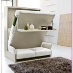 Küçük Yatak Odaları için Katlanır Yatak Fikirleri ve Modelleri