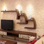 Patlatma Taş Duvar Dekorasyon Klasik Kubik