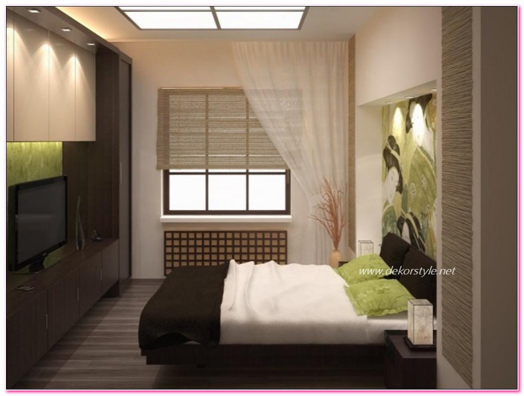 Yatak Odalarında Japon Tarzı
