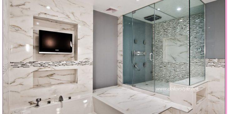 2016 modern favori banyo dekorasyonu fikirleri dekorstyle - Banyo dekorasyon ...